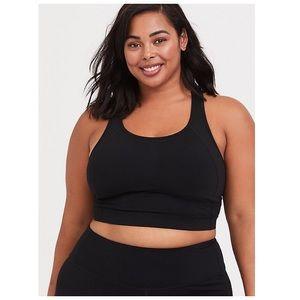 Size 2 Torrid Sports bra
